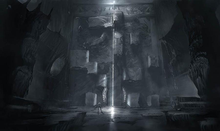 God of war III: Big door2 by jungpark ... & God of war III: Big door2 by jungpark on DeviantArt Pezcame.Com
