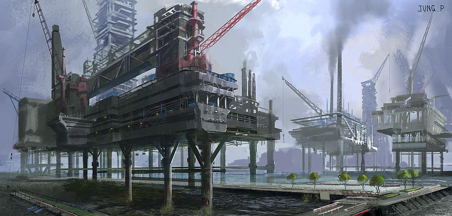 Oil Base by jungpark