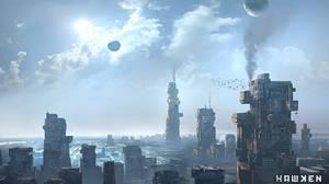 Scene Crion City