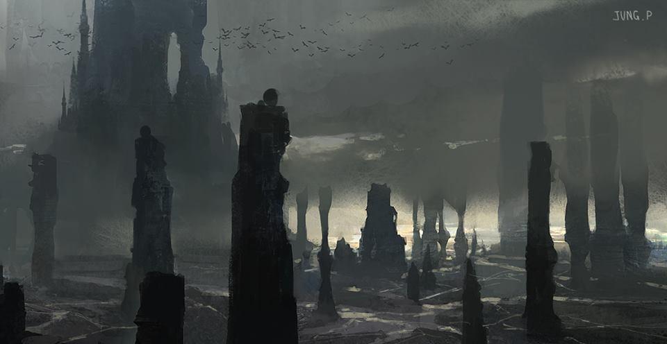 Black Castle by jungpark