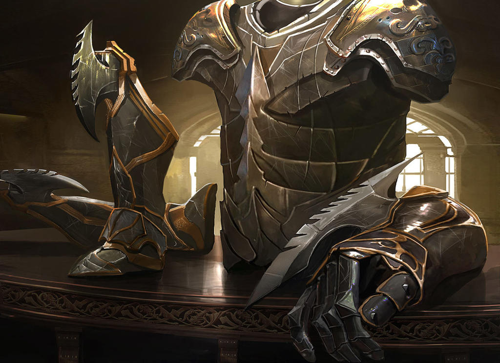 magic the gathering by jungpark