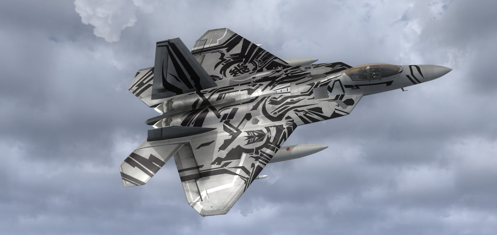 F 22 starscream