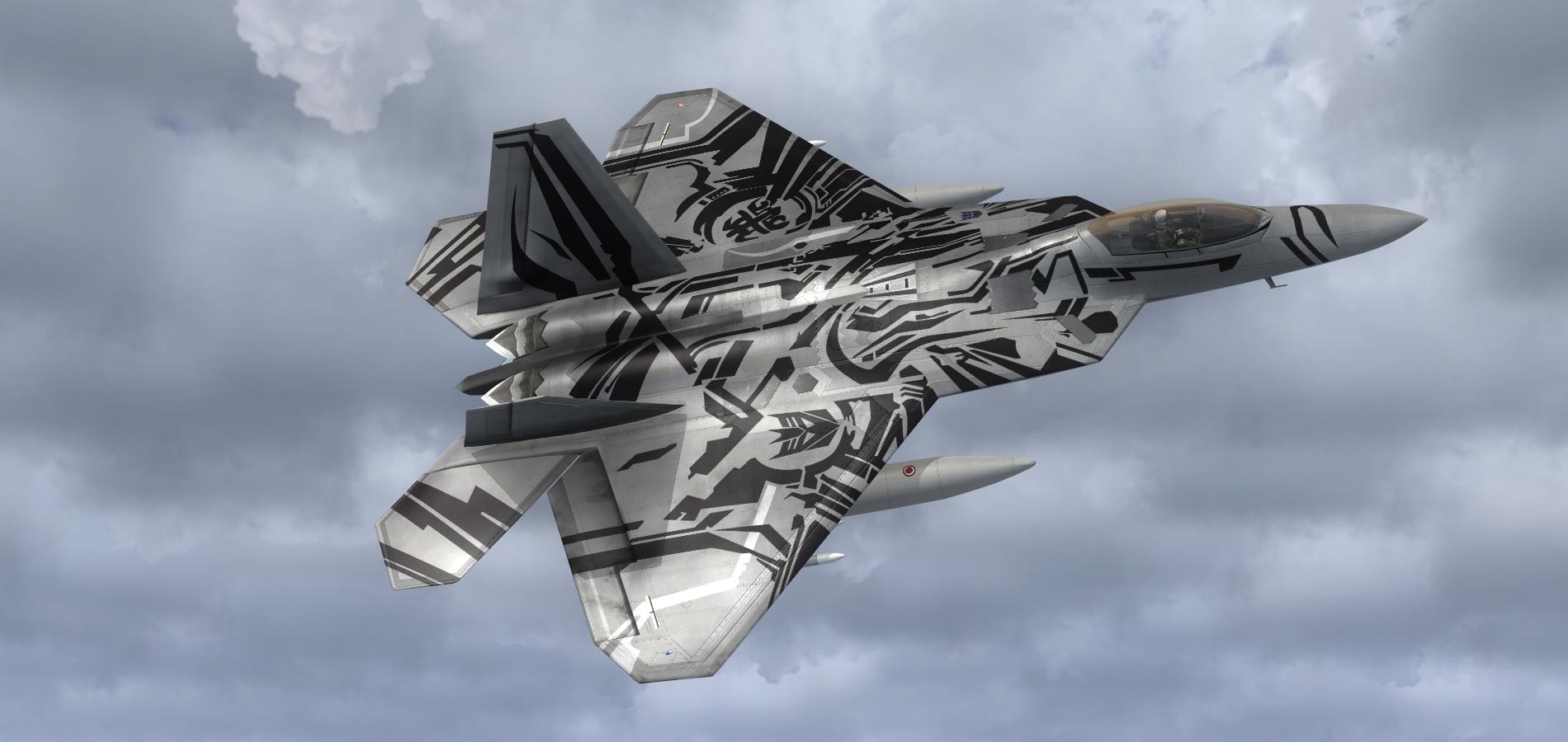 F 22 starscream