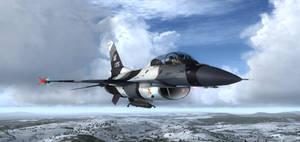 F-16 Arctic Aggressor 4
