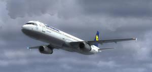 A321 Lufthansa 1