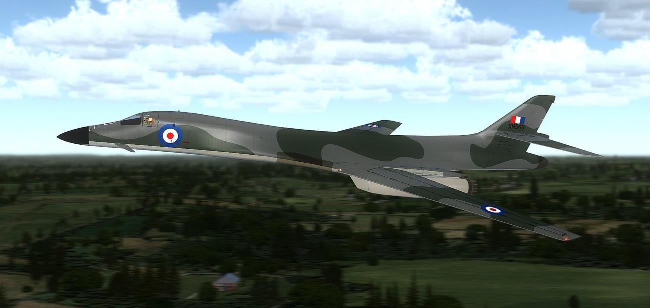B-1B RAF by agnott