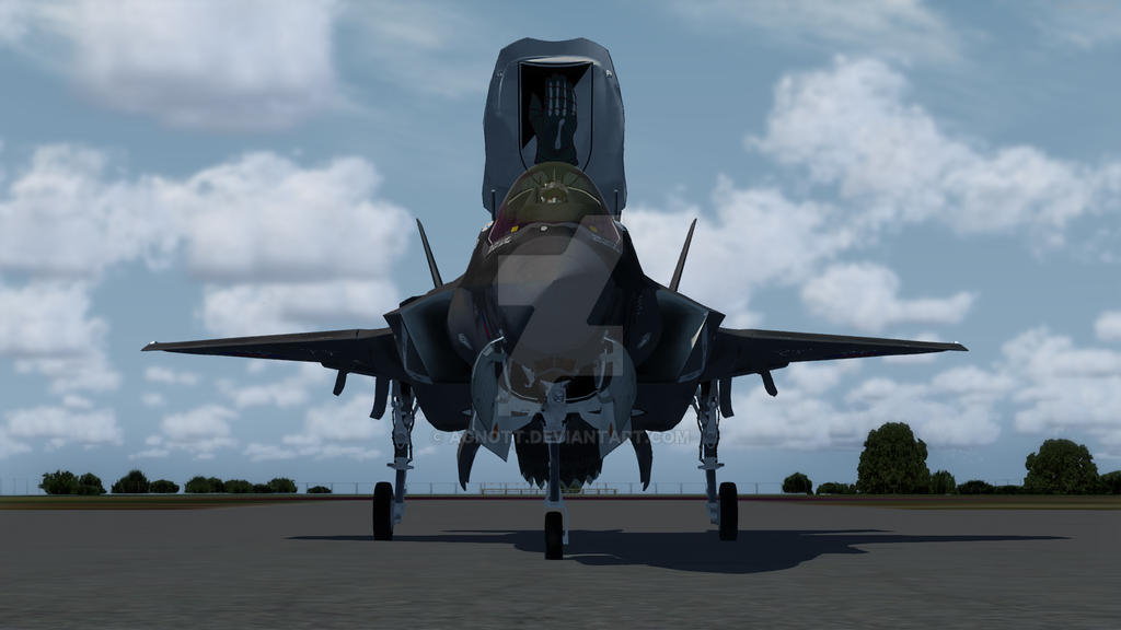 F35 17sqn Anni 100 Style B 3 by agnott