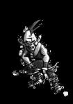 Lady Luck - Goblin Archer by 40-Kun