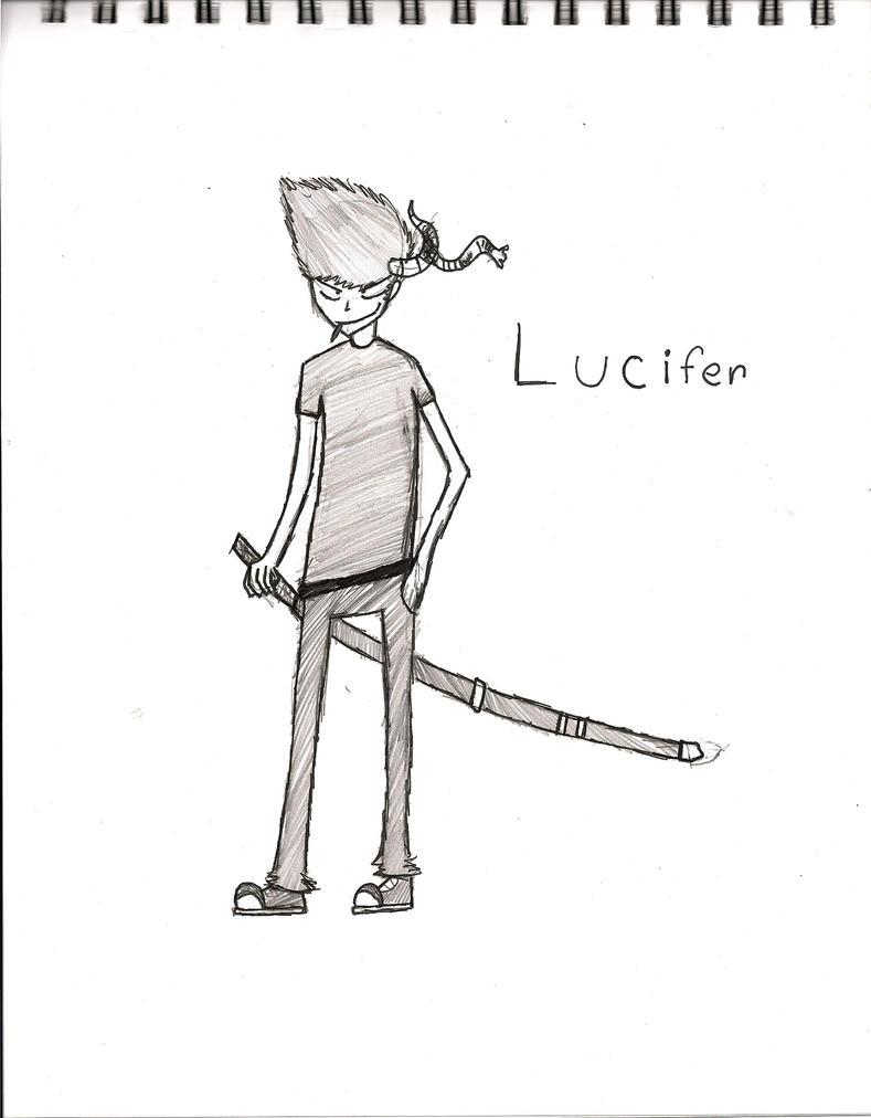 Lucifer by CptShenanigans