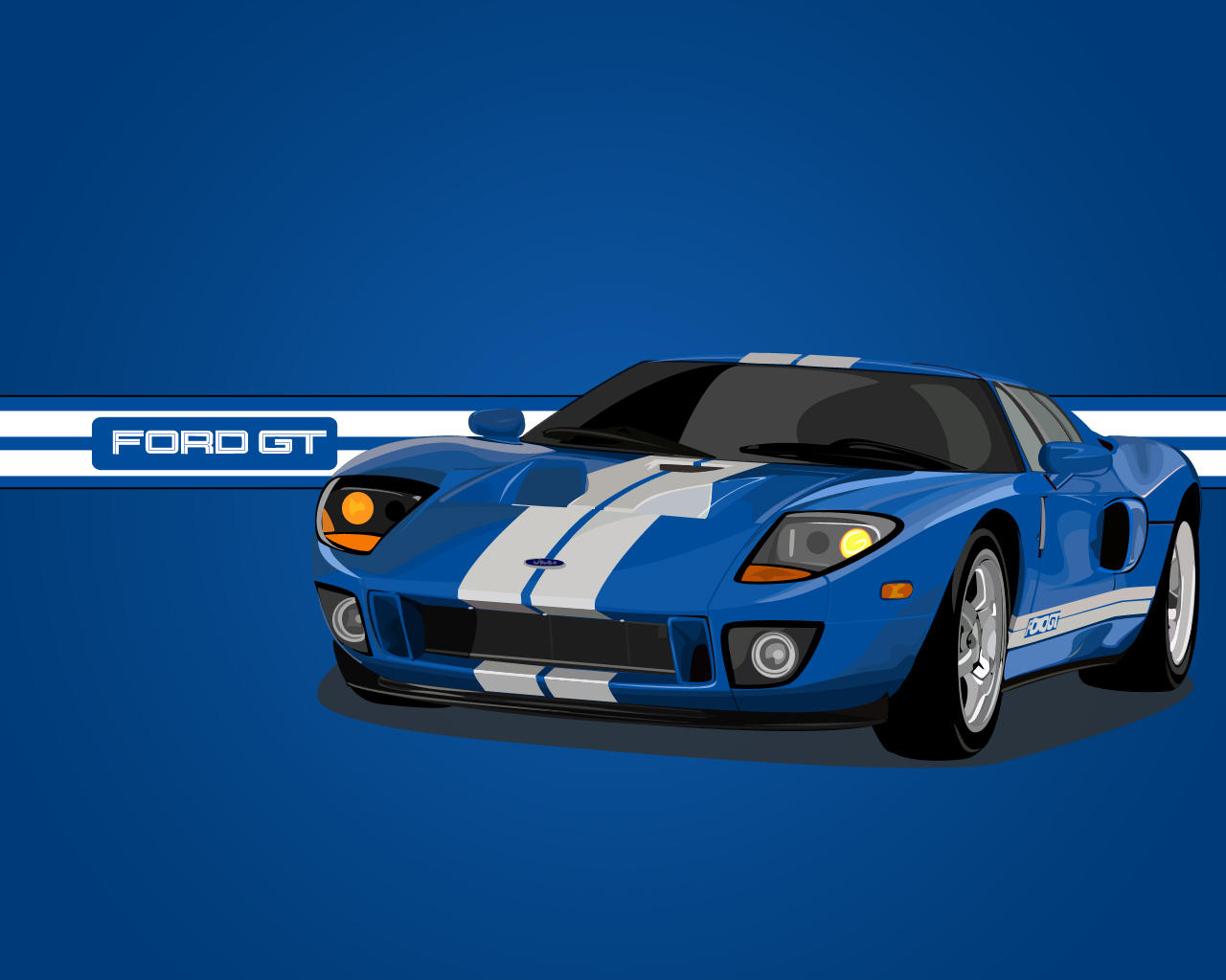 3200x2000 blue ford gt - photo #43
