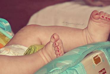 Addie feet by A-Negative-Blood