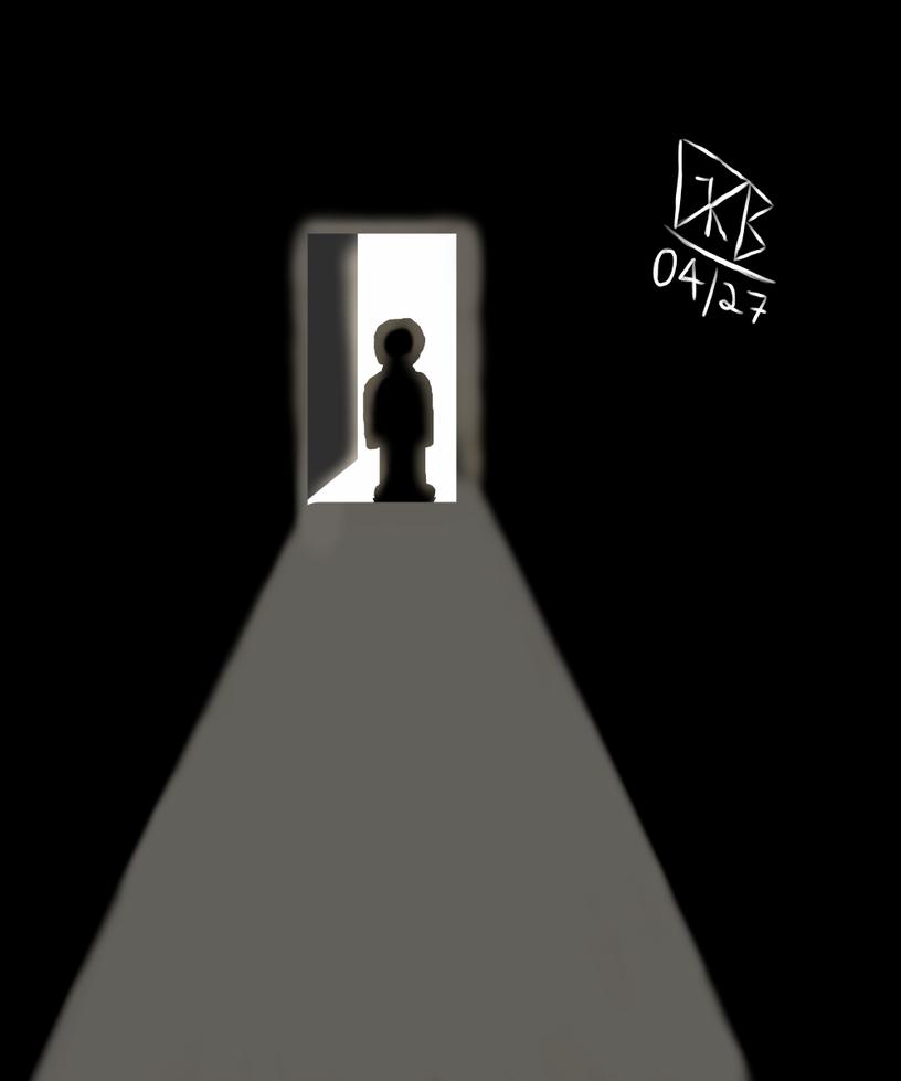 Depressive Loneliness by LeviKoggRB14