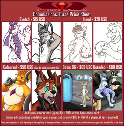 [COM-2019-02] Commissions Open! by DarkOverord
