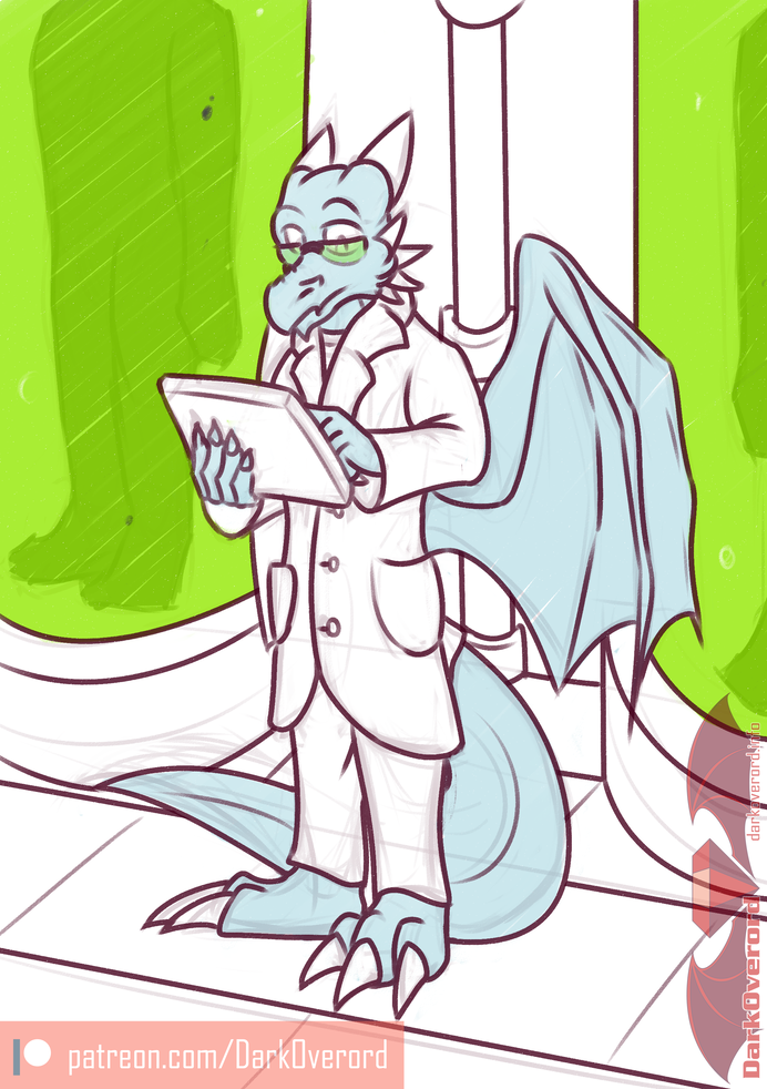 [COM-2019-02] Doctor in the Lab by DarkOverord