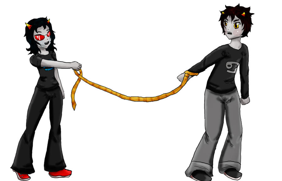 Karkat Terezi Fanfiction Karkat And Terezi by