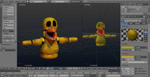 WIP Withered Chica V2