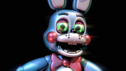 Toy Bonnie V4 Blender+SFM Release!