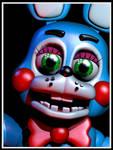 Toy Bonnie Custom Night Icon Remake
