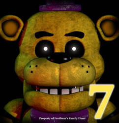 Fanmade FNaF 7 Icon by Spinofan