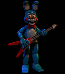 Official TMG Toy Bonnie Showcase by Spinofan