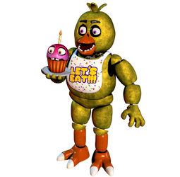 Chica The Chicken v5 by Spinofan