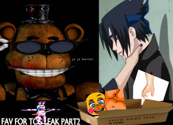 COOL FREDDY VORE SASUKE FROM SPONGEBOB REAL!!! by Spinofan