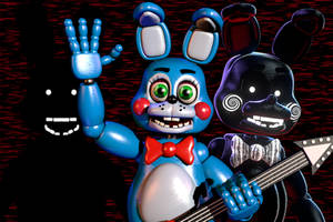 Toy Bonnie v10 Showcase