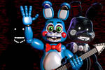Toy Bonnie v10 Showcase