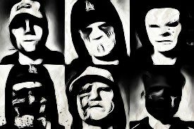 Hollywood Undead by dobbyluv2