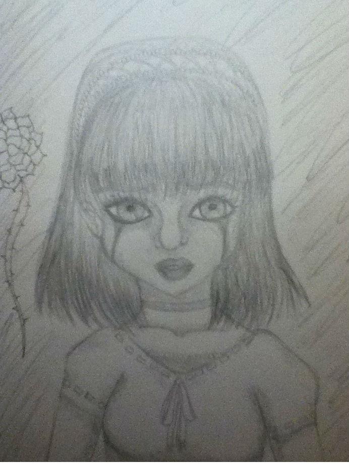 Glass Doll by dobbyluv2