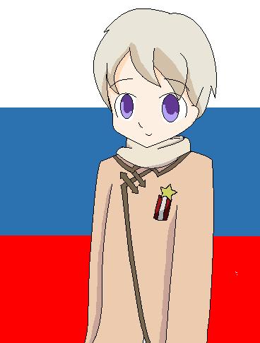 Hetalia: Ivan by dobbyluv2