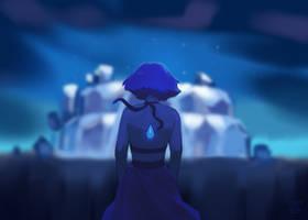 Lapis Lazuli by xMangoTart