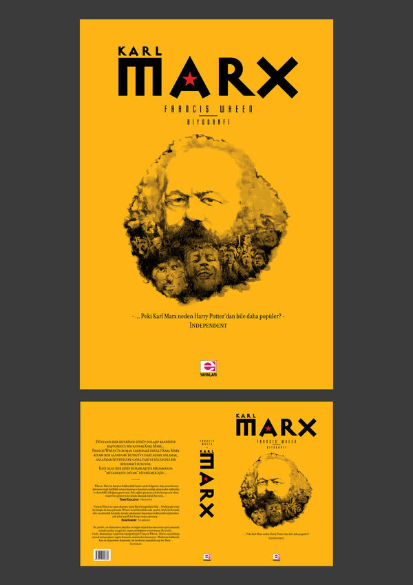 Karl Marx by wfrudiger