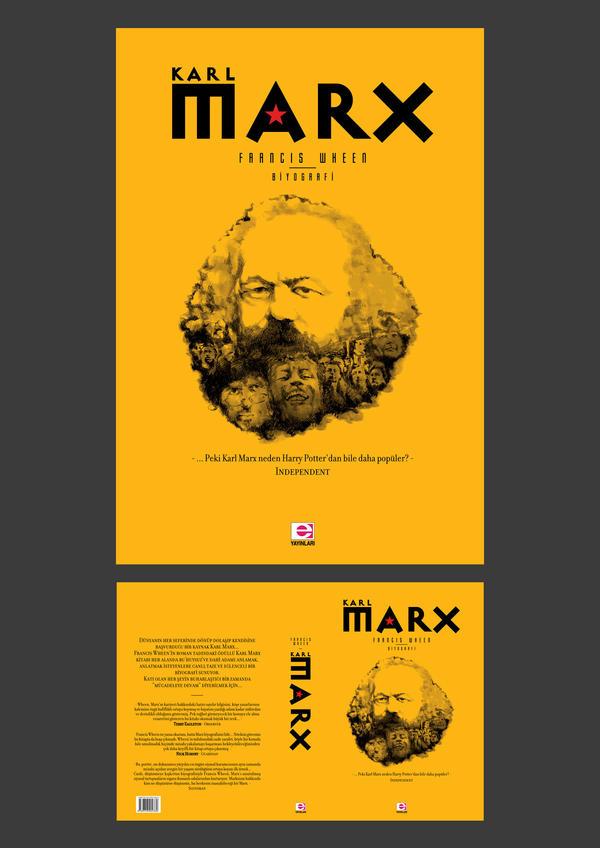 Karl Marx by wfrudiger