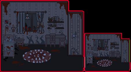 the room (dark ver.)