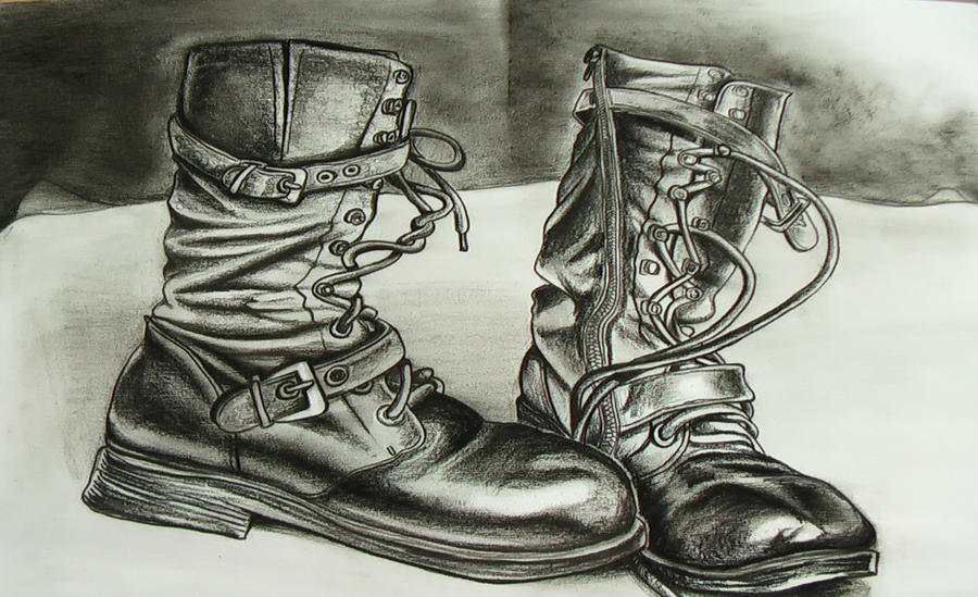 Old boots by Alan Crosthwaite on 500px