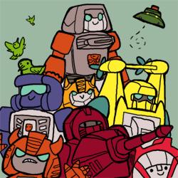 Minibots by Humblebot