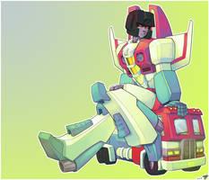 Sittinprettycolor by Humblebot