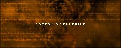 blueNINE Poetry Amber by bluenine