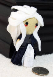 Daenerys Targaryen  Game of Thrones Mini Plush by MaurOwl