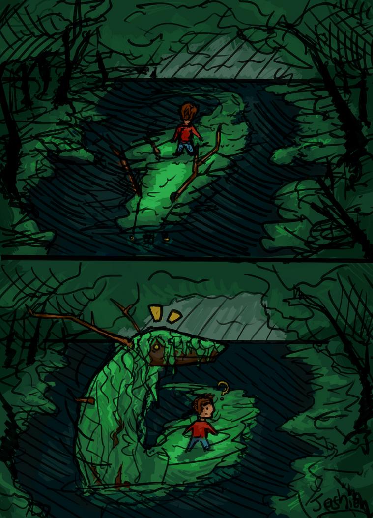 Swampy by JoshieAteMyBaby