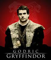 Godric Gryffindor by casimirpaulaskiday