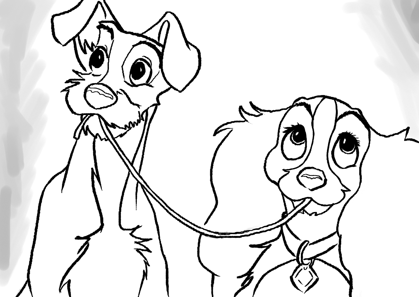disneyladyandthetramp explore disneyladyandthetramp on deviantart
