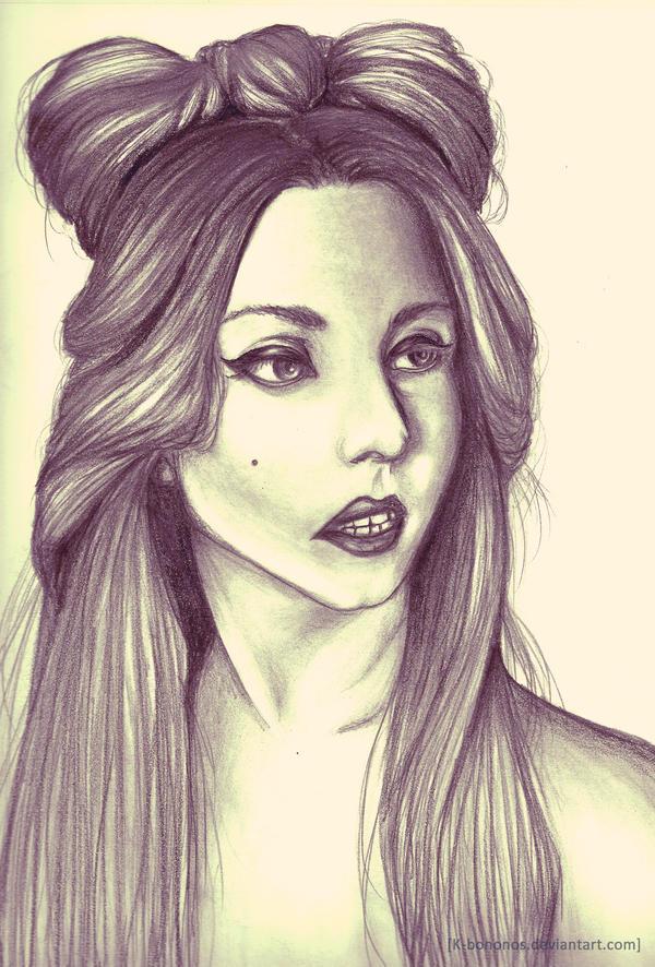 Oh My Gaga Food Truck Menu