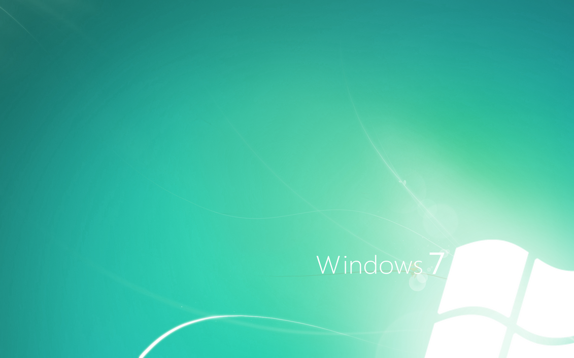 Windows Ligth Turquoise by CaHilART