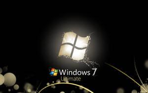 Windows 7 Bright Black by CaHilART