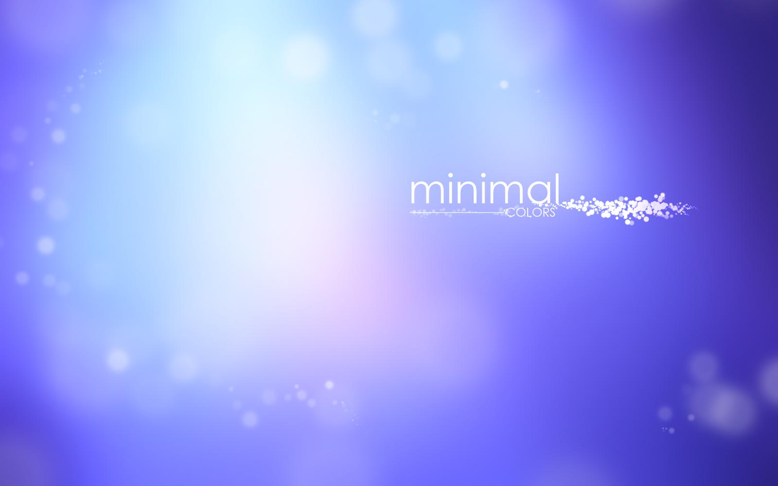 Minimal color blue by cahilart on deviantart for Art minimal color