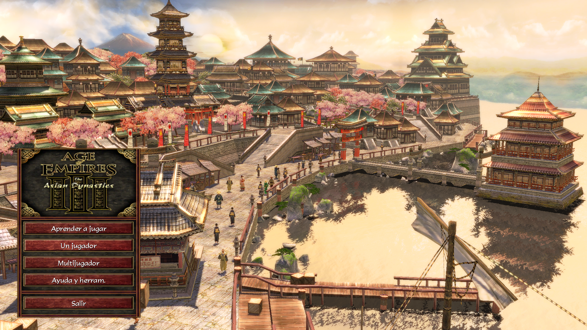 Age Of Empires Iii Asian By Cahilart On Deviantart
