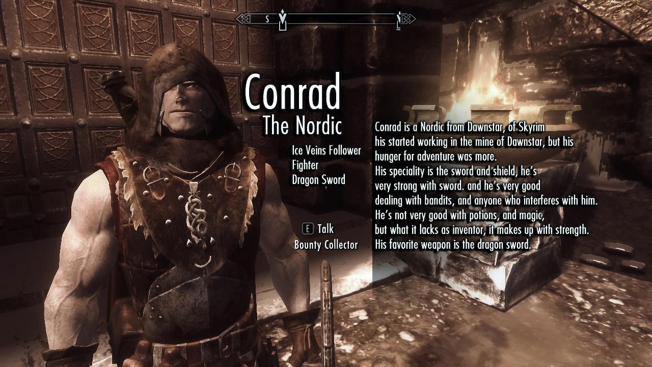 Conrad by CaHilART