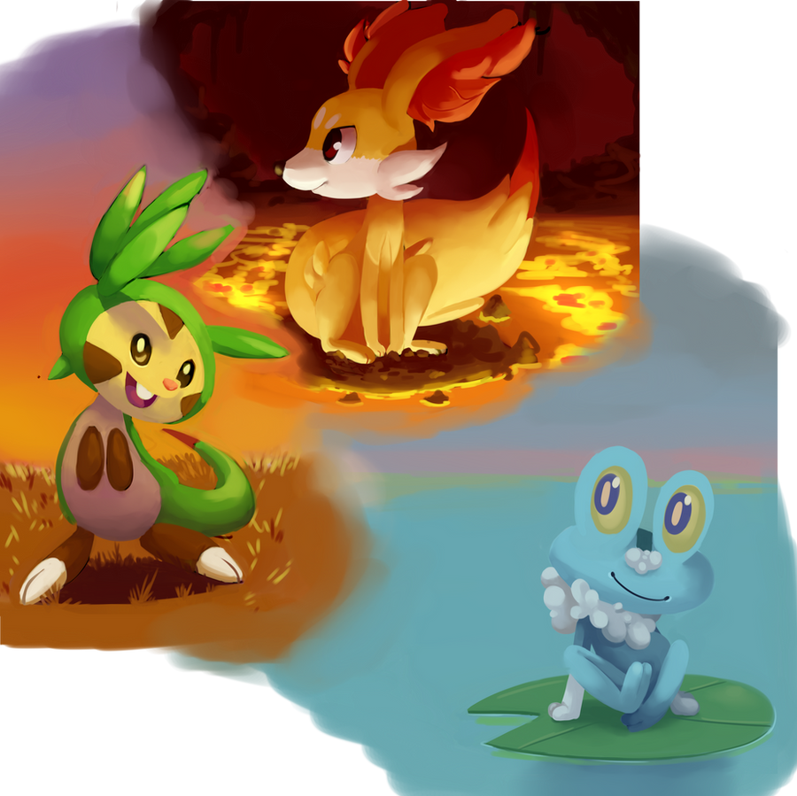 New Starters. by verrmont